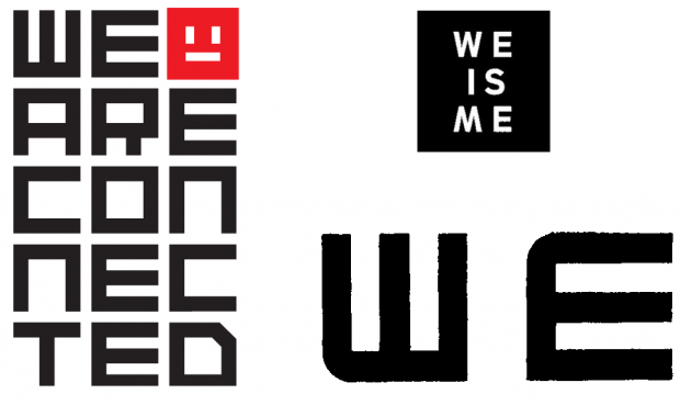 We are connected WE is me WE
